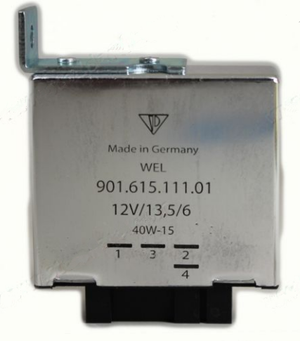(New) 911 MFI Injection Pump Speed Switch