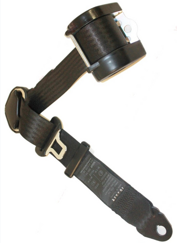 (New) 911/928 Retractable Seat Belt - 1974-86
