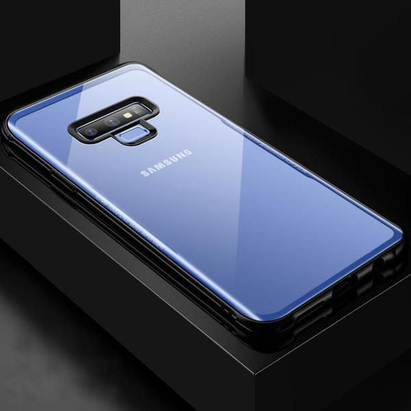 3D Curve Tempered Glass Protective Case for Samsung Note 9 S9 S9 Plus