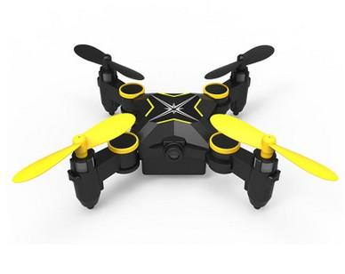 Heliway 901H 901HS WiFi FPV Pocket Drone With 0.3MP Camera Headless Mode Foldable Mini RC Quadcopter RTF