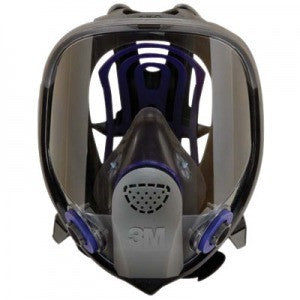 3M™  FF-400 Series Full Face Respirator - 1/CS