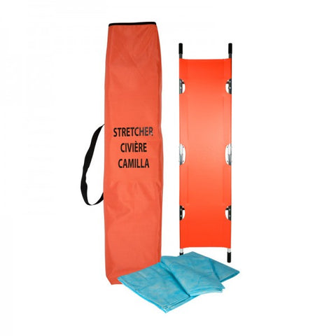 Double Fold Stretcher Kit w/Bag