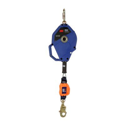 3M™ DBI-SALA® Smart Lock Leading Edge Self-Retracting Lifeline - Galvanized Cable