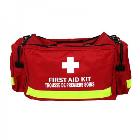 Emergency First Aid Trauma Kit- 200+