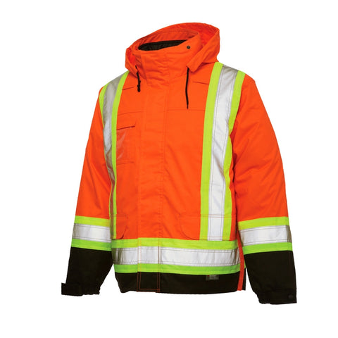 Work King Lined 5-in-1 Jacket