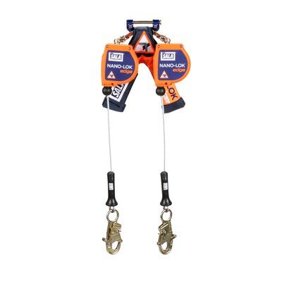3M™ DBI-SALA® Nano-Lok™ Edge Twin-Leg Self Retracting Lifeline