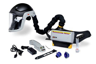 3M™ Versaflo™ Explosion Proof Powered Air Purifying Respirator Heavy Industry Kit TR-800-HIK