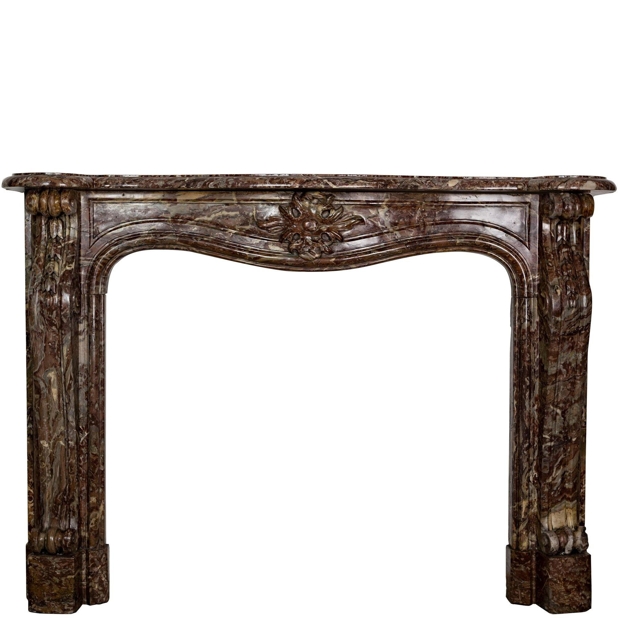 Antique Rococo & Louis Fireplaces | Chimneypieces | Mantels