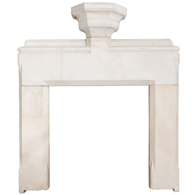 Antique Sandstone Fireplace Surround