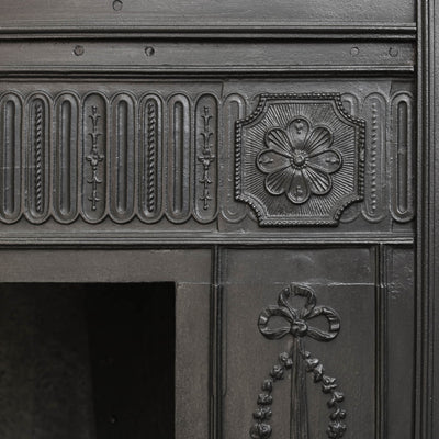 Georgian Cast Iron Register Grate - The Architectural Forum