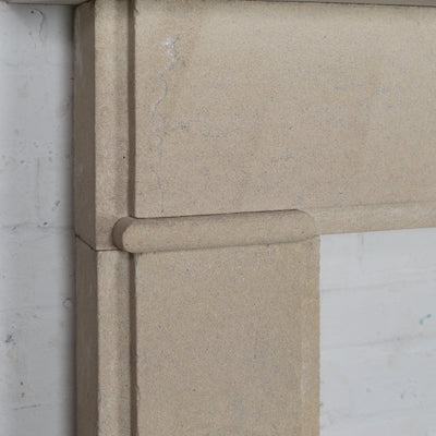 Georgian Style Bath Stone Fire Surround (pair available)