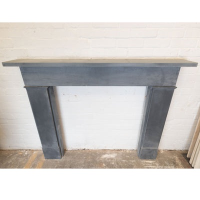 Late Georgian/Victorian Style Natural Slate Surround - Antique Fireplaces London