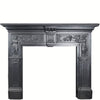 Antique Victorian Cast Iron Fireplace Surround - The Architectural Forum