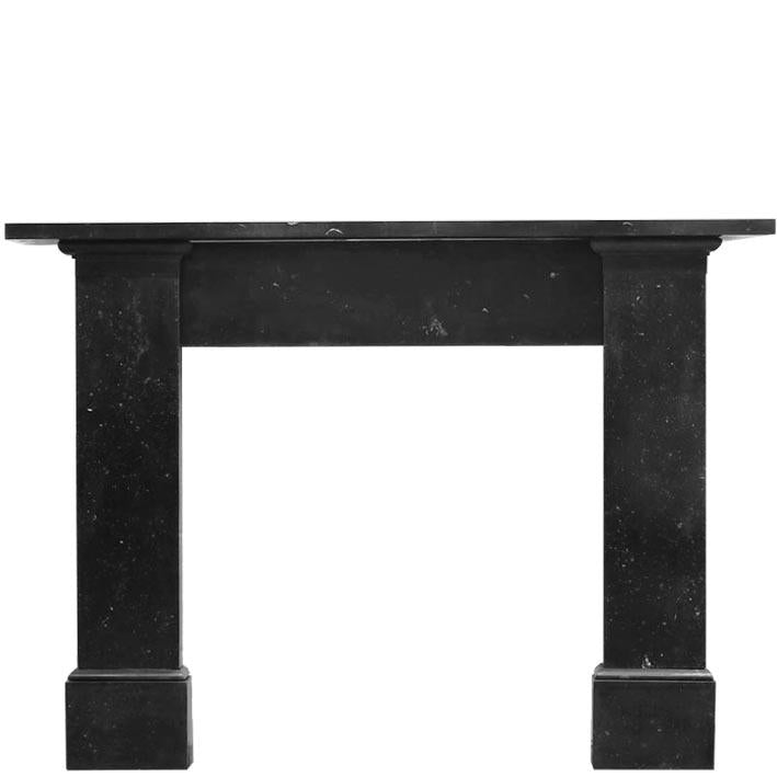 Late Georgian Kilkenny Marble Fireplace Surround