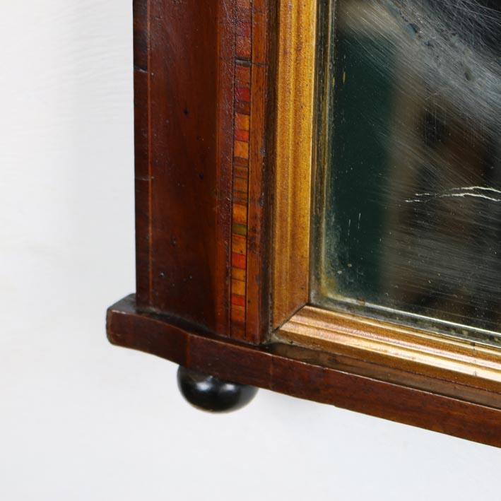 Antique Mirror with Inlay | The Architectural Forum