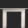 Pentelikon Marble Fireplace Surround