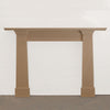 Antique Reclaim Limestone Fire Surround
