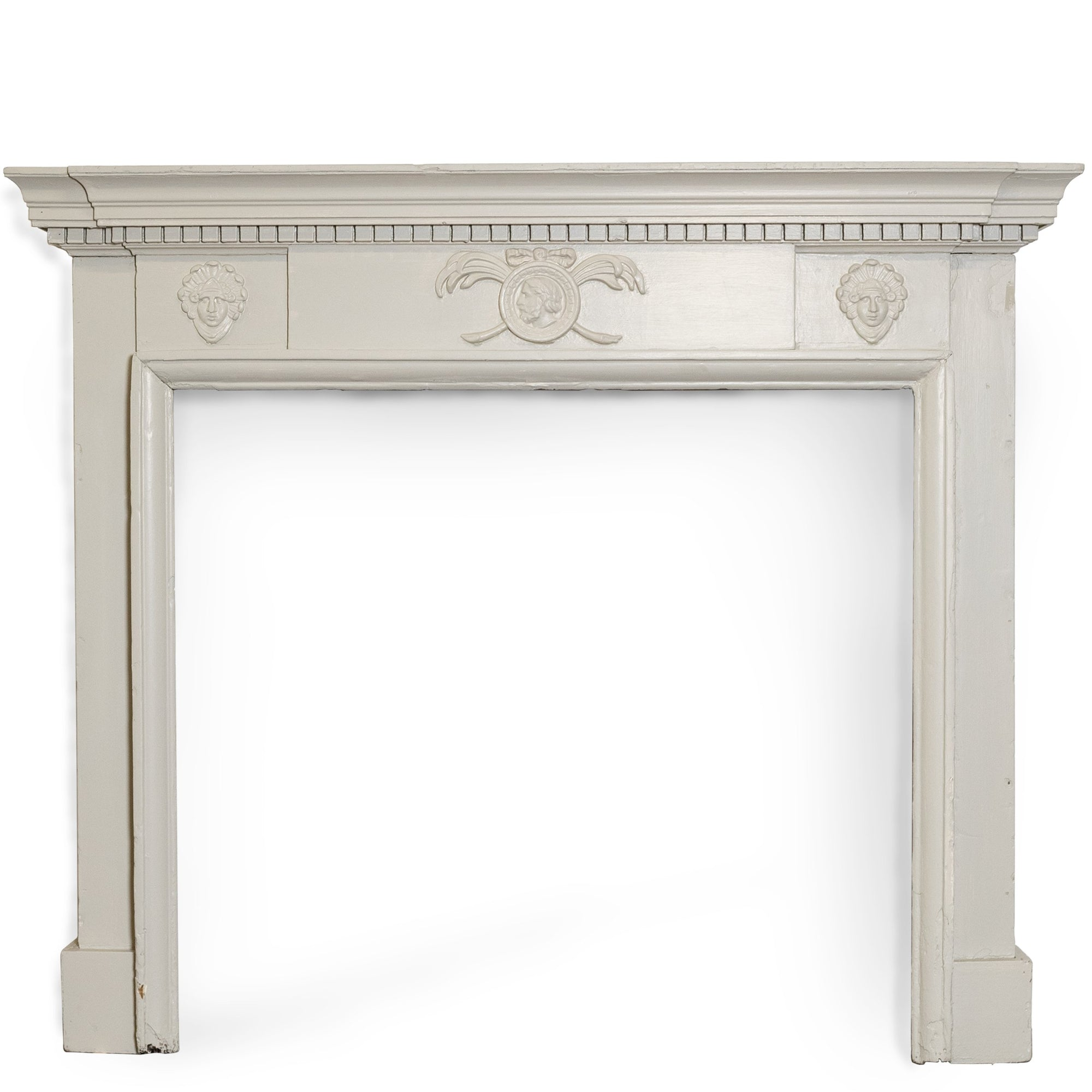 Antique Victorian Carved Wooden Fireplace Surround | The Architectural Forum?id=27960344051783