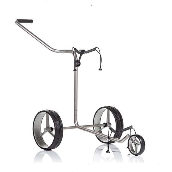 JuCad Edition Stainless Steel 3-wheel version Manual Trolley