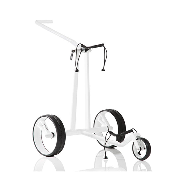 JuCad Phantom Carbon manual, Three-Wheeled Manual Trolley