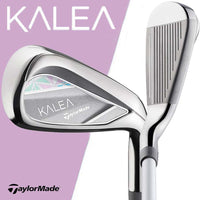 TaylorMade Ladies Kalea Irons (Graphite Shaft)