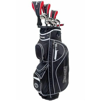 Spalding SX35 Golf Package Set (Steel/Graphite Shaft)
