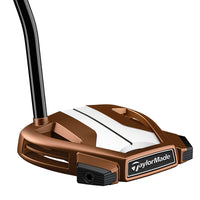 TaylorMade Spider X Single Bend Dakota Copper/White Putter