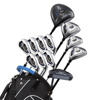 MacGregor Mens DCT2000 Golf Package Set (Steel/Graphite Shaft)