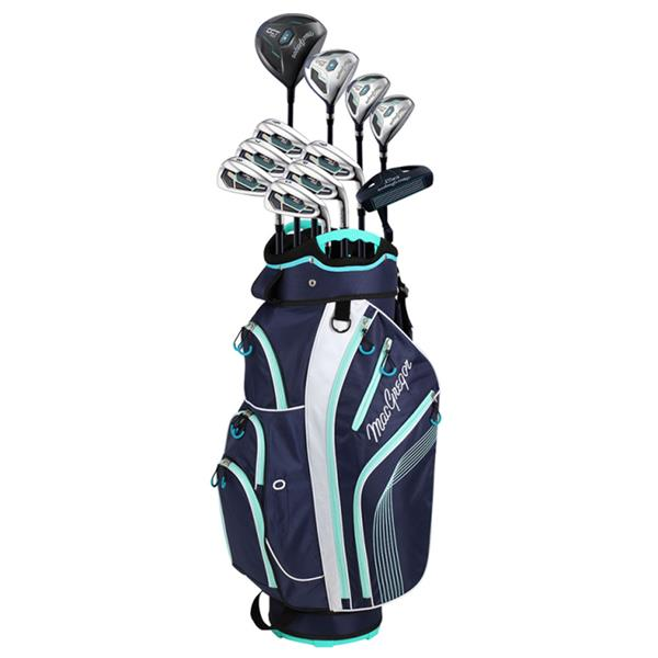 MacGregor DCT2000 Ladies Package Set (Graphite Shaft)