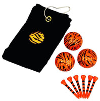 Tiger Golf Gift Set