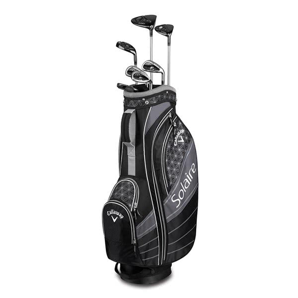 Callaway Ladies Solaire Package Set (Graphite Shaft)