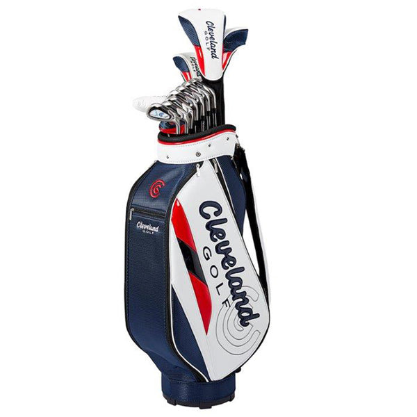 Cleveland Men Beginner Package Set (Graphite Shaft)