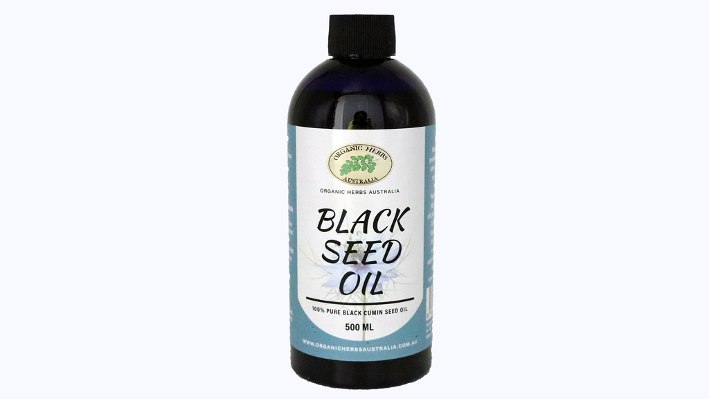 Black Seed Oil 500ML