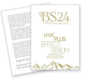 Hya4Plus Effect Serum - Reise Sachet 4ml