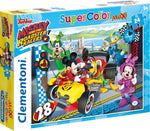 Clementoni Puzzle Maximickey And The Roadsters 24 Teile