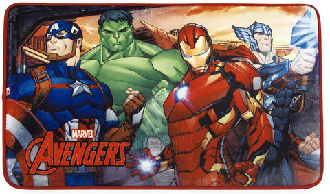 Arditex Teppich Avengers 45 X 75 Cm Polyester