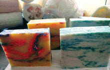Load image into Gallery viewer, Rustic Soap Bars - 20 Scents