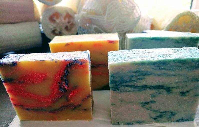Rustic Soap Bars - 20 Scents
