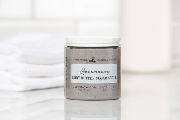 Body Butter Sugar Scrub - Speakeasy