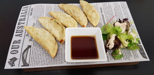 2. Fried Vegetable Dumplings - Apollo Bay Cup bob Australia | Restaurant