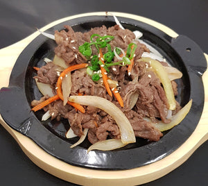 22. Bulgogi (Korean Grilled Beef) - Apollo Bay Cup bob Australia | Restaurant