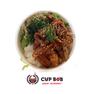 11. Chicken Teriyaki Cup Bob - Apollo Bay Cup bob Australia | Restaurant