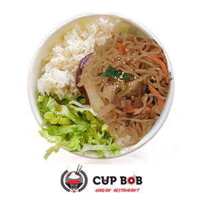 14. Stir-fried clear noodle cup - Apollo Bay Cup bob Australia | Restaurant