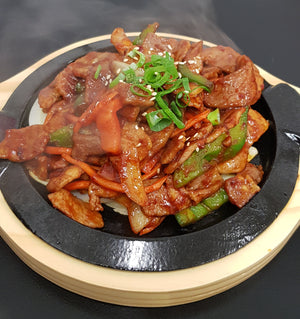 23. Spicy Stir-Fried Pork - Apollo Bay Cup bob Australia | Restaurant