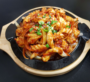 24. Spicy Stir-Fried Calamari - Apollo Bay Cup bob Australia | Restaurant