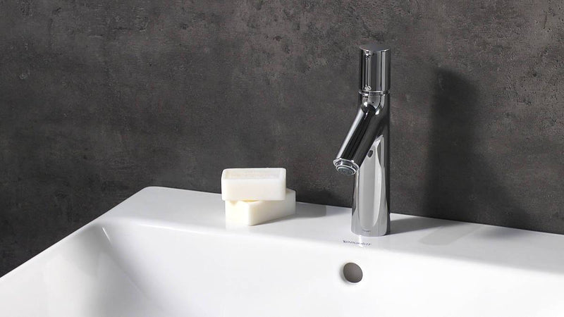 Hansgrohe Talis S - Single Lever Basin Mixer 100 Tap | Supply Master | Accra, Ghana Building Material Building Steel Engineering Hardware tool