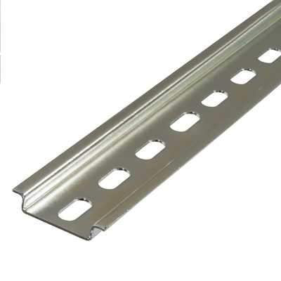 Terminal Block Steel Mounting DIN Rail 35x7.5mm 1 meter, Chint