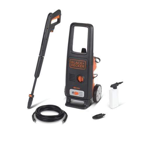 Black & Decker 1600W High Pressure Washer - BXPW1600E | Supply Master | Accra, Ghana Tools Building Steel Engineering Hardware tool