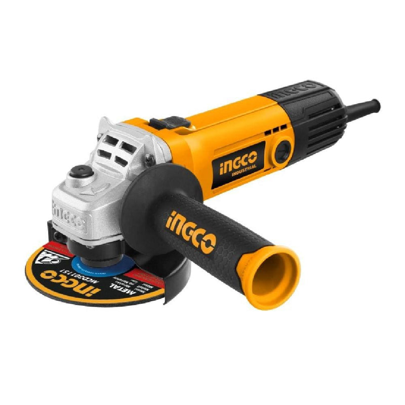 Ingco Angle Grinder 710W - AG71038 | Supply Master | Accra, Ghana Tools Building Steel Engineering Hardware tool