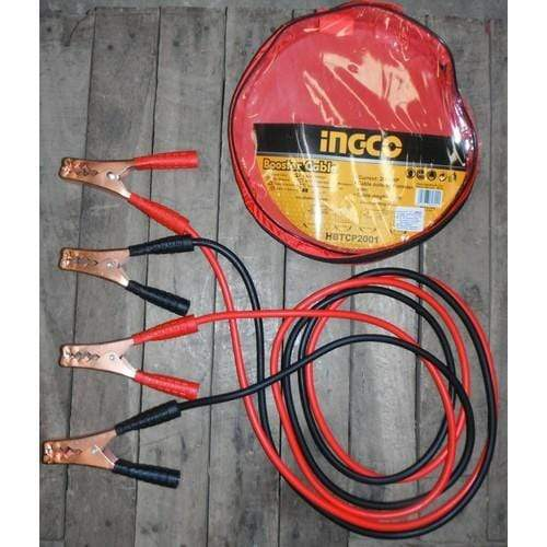 Ingco Booster Cable - HBTCP6001 | Supply Master | Accra, Ghana Tools Building Steel Engineering Hardware tool
